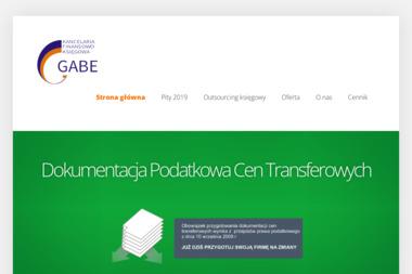 KFK Gabe s.c. - Biuro rachunkowe Dąbrowa Górnicza