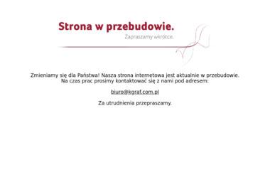 KGraf-Serwis - Strona Internetowa Sokolniki
