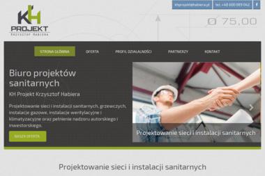 Krzysztof Habiera Kh Projekt - Architekt wnętrz Baczyna