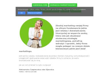 Kijewska.com. Pozycjonowanie stron www. Optymalizacja stron www - Pozycjonowanie stron Toruń