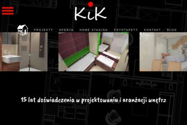 Kik S.C. Krzysztof Ciećwierz Kamelia Kozak Bartosiak - Reklama Internetowa Czerwińsk nad Wisłą