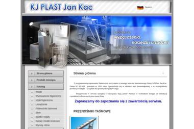 Firma Kj Plast Kac Jan - Ślusarz Bydgoszcz