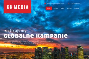 Kkmedia Dawid Kacprzak - Wykonanie Instalacji Elektrycznych Warka