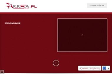 KKSA Solutions. Drukarnia wielkoformatowa - Drukarnia Szamotuły