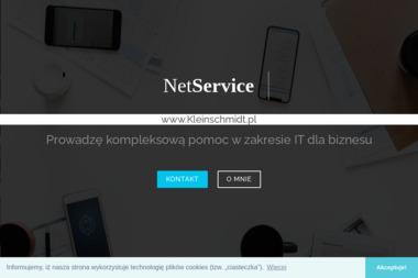 NetService Rafał Kleinschmidt - Serwis Laptopów Tczew