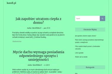 K&L Inwestycje Sp. z o.o. - Domy Bliźniaki Sopot