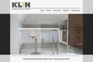 KLIN - pracownia mebli - Meble na wymiar Mokronos Dolny