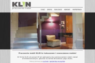 KLIN - pracownia mebli - Kuchnie Na Wymiar Mokronos Dolny