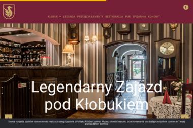 Zajazd Pod Kłobukiem Danuta Białaś - Gastronomia Małdyty