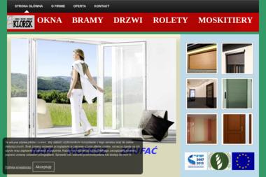 Klorek Zakład Usługowo Handlowy Renata Klorek - Okna PCV Zbąszyń