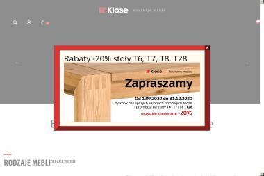 Czerska Fabryka Mebli Sp. z o.o. - Architektura Wnętrz Czersk