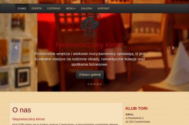 Klub Tori - Catering Częstochowa