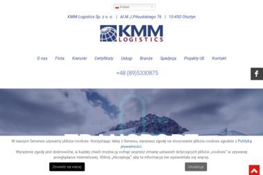 KMM Logistics Service. Transport międzynarodowy, paczki anglia-polska - Przeprowadzki Olsztyn