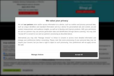 K&M Service. Serwis komputerowy - Agencja Interaktywna Piaseczno