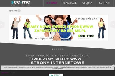see-me Joanna Bobryk-Piwko - Agencja interaktywna Siedlce