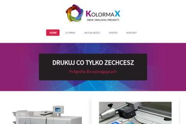 Kolormax Krzysztof Korpik - Poligrafia Września
