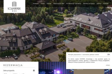 Hotel & Restauracja KolumnaPark*** pokoje, noclegi, sale konferencyjne - Catering Dla Firm Przygoń