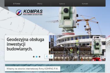 Kompas PW Pracownia Geodezyjna Bogdan Staszak - Geodeta Marki