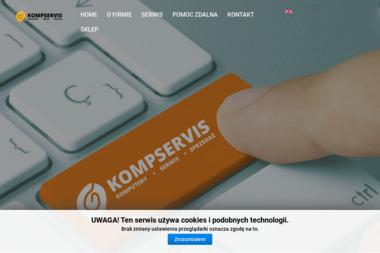 Kompservis Radosław Tomaszewski - Naprawa Komputerów Łomża