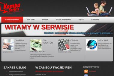 KompuSerwis - Naprawa Telefonów BARCZEWO