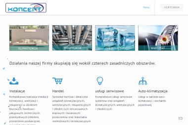 FHUP Koncept - Urządzenia, materiały instalacyjne Biała Podlaska