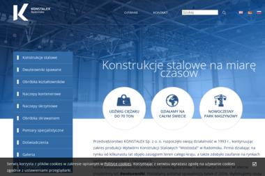 PPUH Konstalex Sp. z o.o. - Konstrukcje Inżynierskie Radomsko