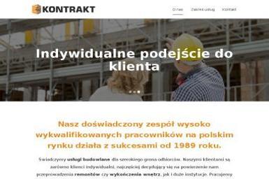 Zakład Ogólnobudowlany Kontrakt Nowacka Zdzisława - Odśnieżanie dachów Częstochowa