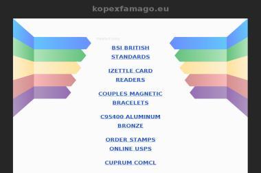 Kopex-Famago Sp. z o.o. - Konstrukcje stalowe Zgorzelec