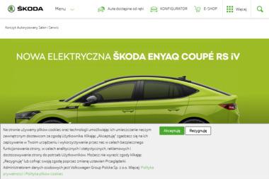 Autoryzowany Dealer Skoda Auto. Jacek Korczyk - Leasing samochodu Bielsko-Biała