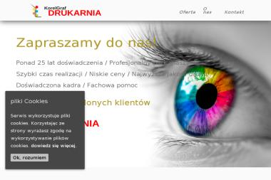 Drukarnia Korel Graf Krzysztof Zakrzewski - Drukarnia Malbork