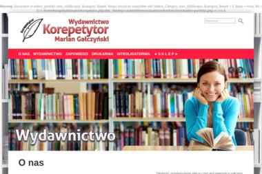 Wydawnictwo 'Korepetytor' - Drukarnia Płock