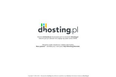 Tokarstwo W Drewnie Antoni Korkowski - Rzemiosło Tomaszów Lubelski