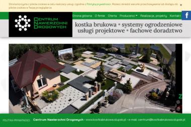 CENTRUM NAWIERZCHNI DROGOWYCH - Sprzedaż Materiałów Budowlanych Kobylnica