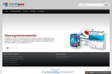 Kotsoft - Strona Internetowa Elbląg