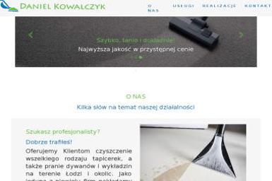 D.K. Daniel Kowalczyk - Tapicer Łódź