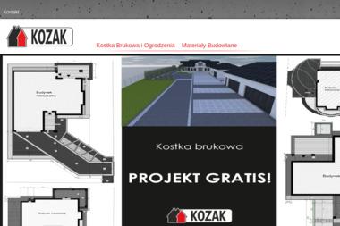 Zakład Handlu Materiałami Budowlanymi i Opałem. Andrzej Kozak - Skład węgla Lubartów