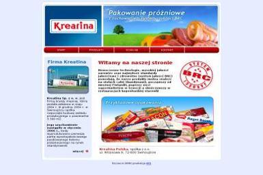 Kreatina Sp. z o.o. - Catering Świnoujście