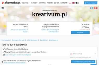 Kreativum - Fotografowanie Niebylec