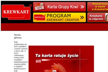 Krewkart Witold Jurczyk Krzysztof Rozwandowicz - Wydruk Katalogów Pabianice