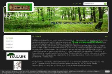Firma Usługowa Krisstage Krzysztof Rupniewski - Dostawca Drewna Kraków