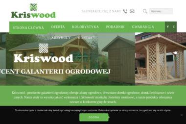 Kriswood - Schody Stalowe Czerna