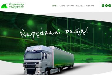 Krzyżanowscy Transport - Transport Dostawczy Lębork