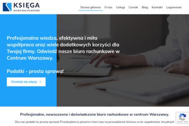 Księga Wspólnik Spółki Cywilnej Anna Marcińczyk - Sprawozdania Finansowe Łomianki