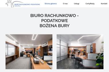 Biuro Rachunkowo - Podatkowe Bożena Bury - Finanse Tomaszów Mazowiecki