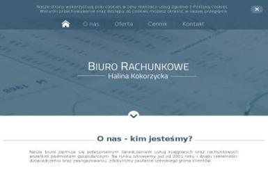 Biuro Rachunkowe Kokorzycka Halina - Prowadzenie Księgi Przychodów i Rozchodów Koło