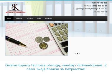 Biuro Rachunkowe Kontna Bożena - Biuro rachunkowe Radom
