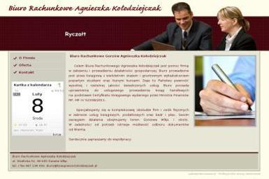 Biuro Rachunkowe Agnieszka Kołodziejczak - Biuro rachunkowe Gorzów Wielkopolski