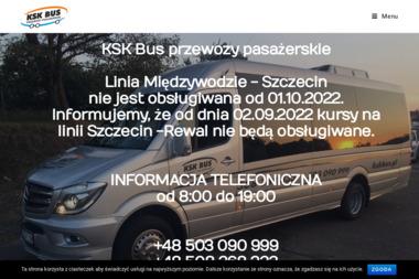 PHU KSKBUS Sławomir Kordaczuk - Przewóz osób Przecław