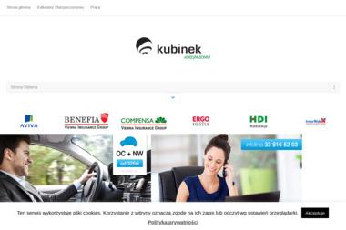 Kubinek - Ubezpieczenie samochodu Katowice