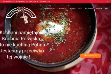 Restauracja Kuchnia Rosyjska - Sklep Gastronomiczny Gda艅sk